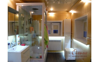 Ванные комнаты (21 фото)