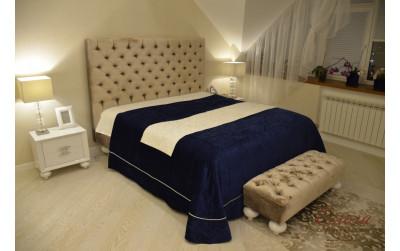 Спальни - покрывала (98 фото)